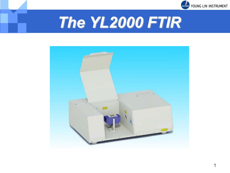 The YL2000 FTIR