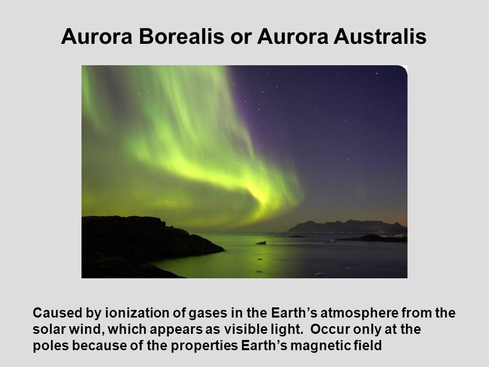 Aurora Borealis or Aurora Australis