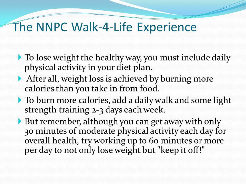 The NNPC Walk-4-Life Experience