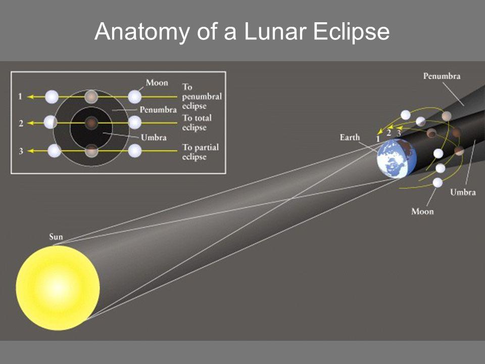 Anatomy of a Lunar Eclipse