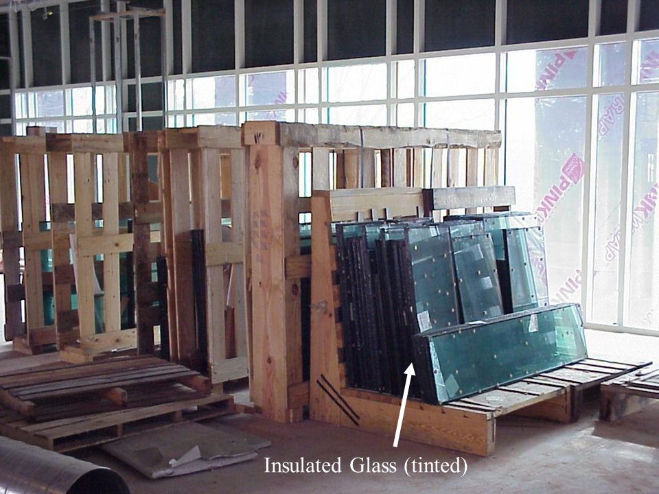 Insulated Glass (tinted)