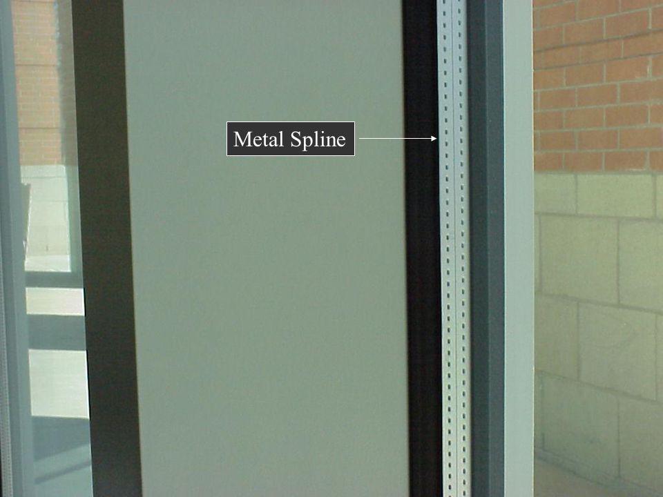 Metal Spline