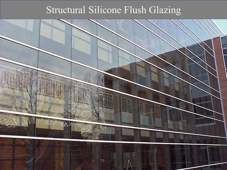 Structural Silicone Flush Glazing
