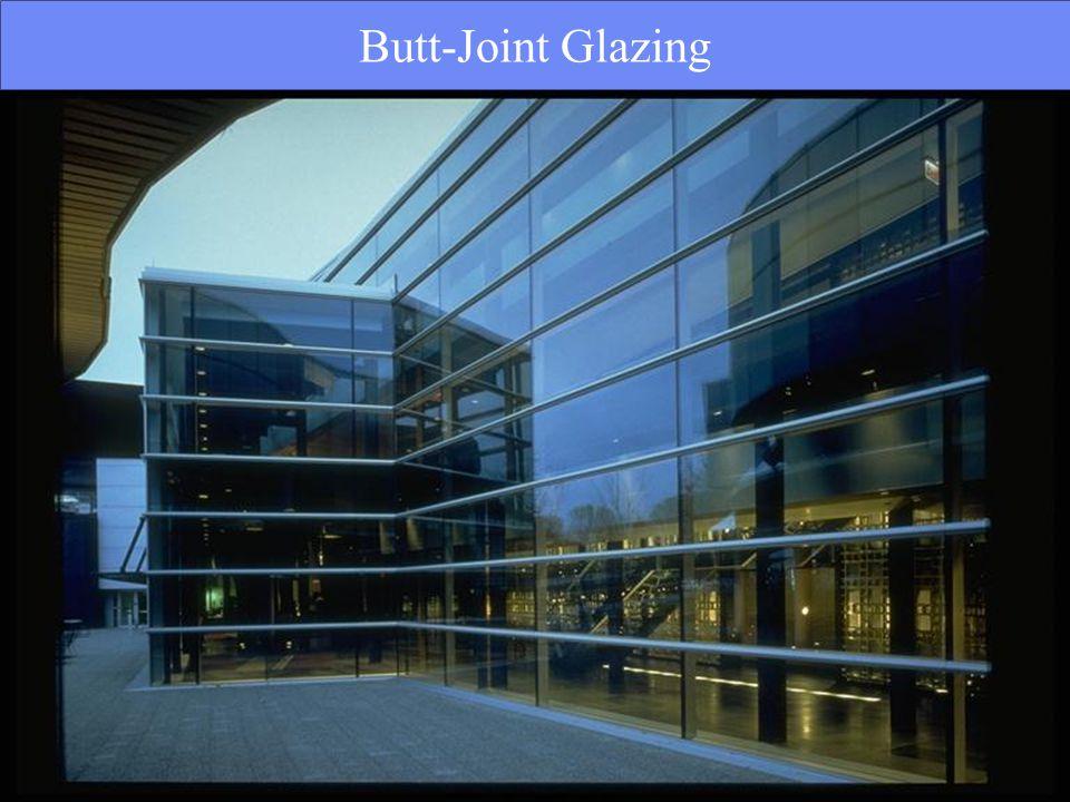 Butt-Joint Glazing