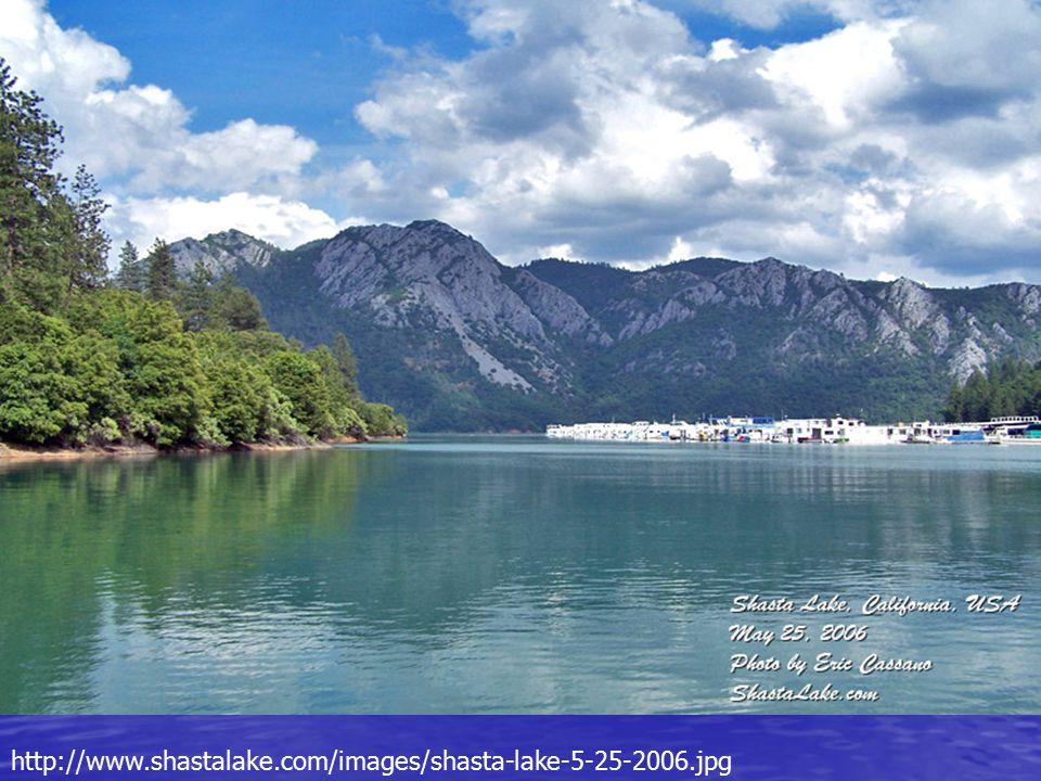 http://www.shastalake.com/images/shasta-lake-5-25-2006.jpg