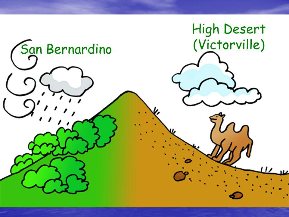 High Desert (Victorville)