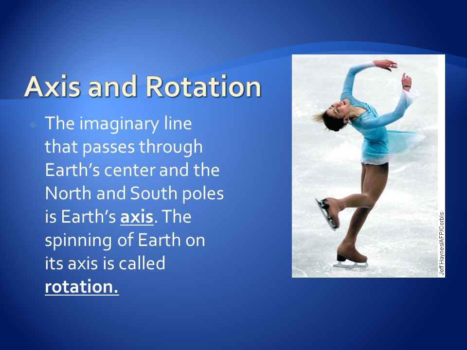 Axis and Rotation