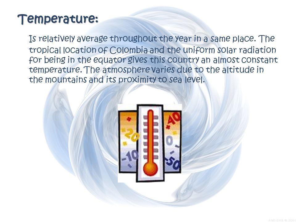 Temperature: