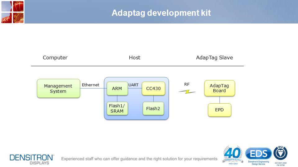 Adaptag development kit