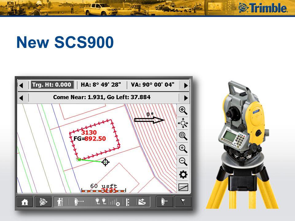 New SCS900