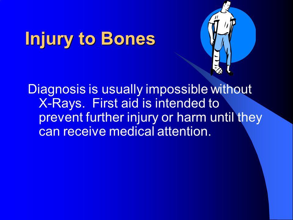 Injury to Bones