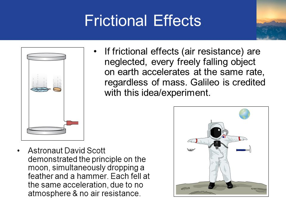 Frictional Effects