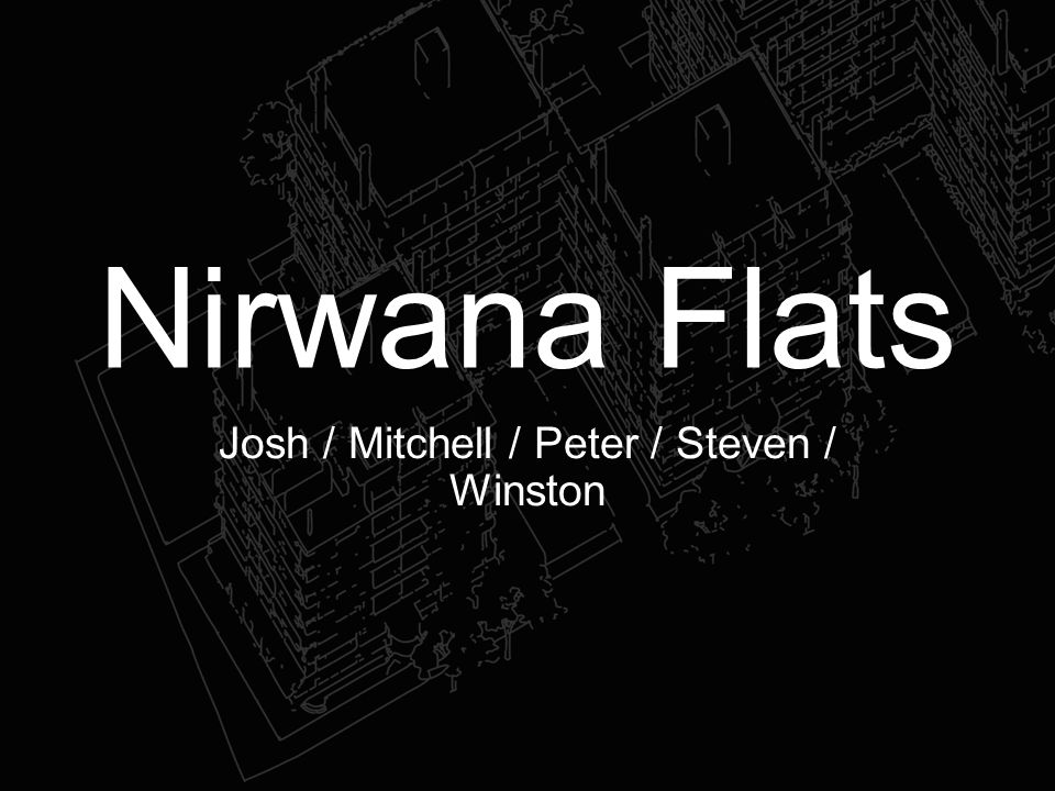 Josh / Mitchell / Peter / Steven / Winston