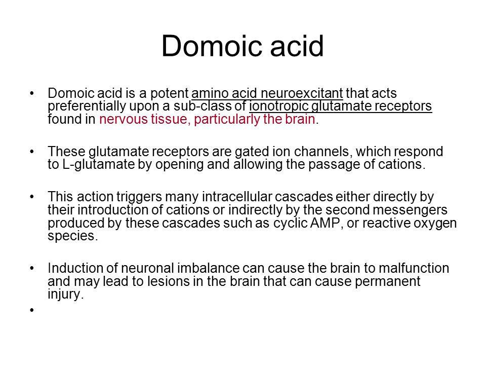 Domoic acid
