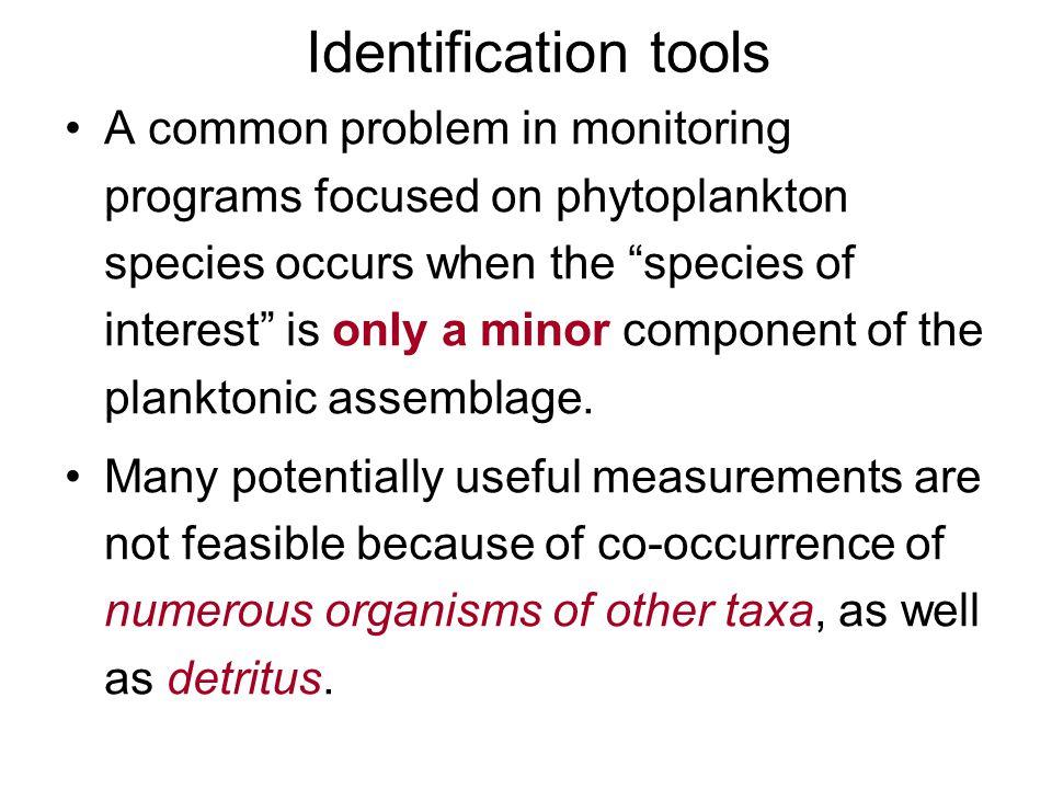 Identification tools