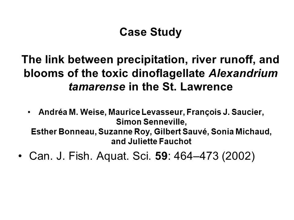 Can. J. Fish. Aquat. Sci. 59: 464–473 (2002)