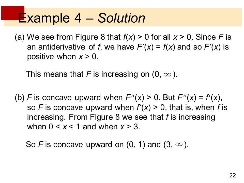 Example 4 – Solution