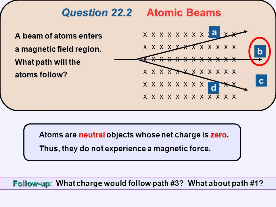Follow-up: What charge would follow path #3 What about path #1