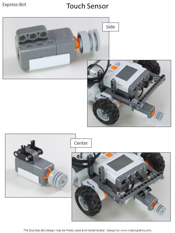 Touch Sensor Express-Bot Side Center