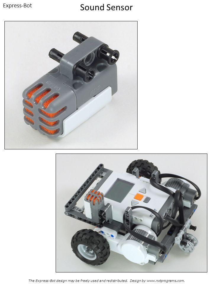 Sound Sensor Express-Bot