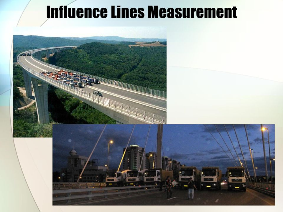 Influence Lines Measurement