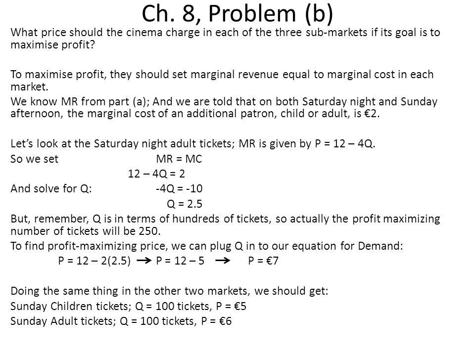 Ch. 8, Problem (b)