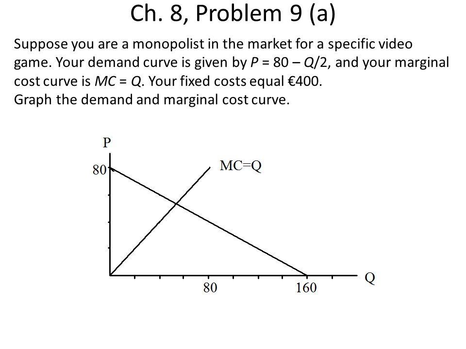 Ch. 8, Problem 9 (a)