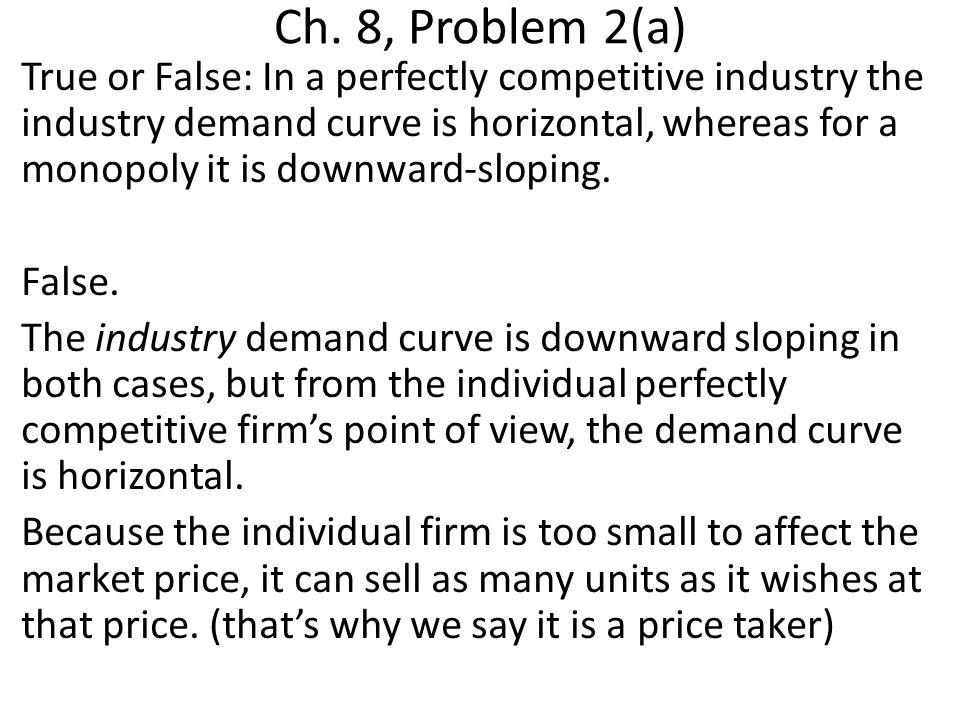 Ch. 8, Problem 2(a)