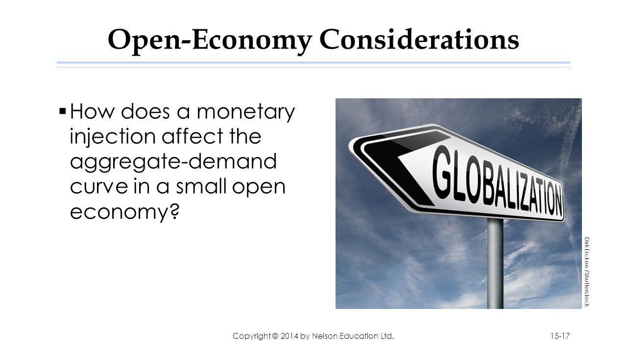 Open-Economy Considerations