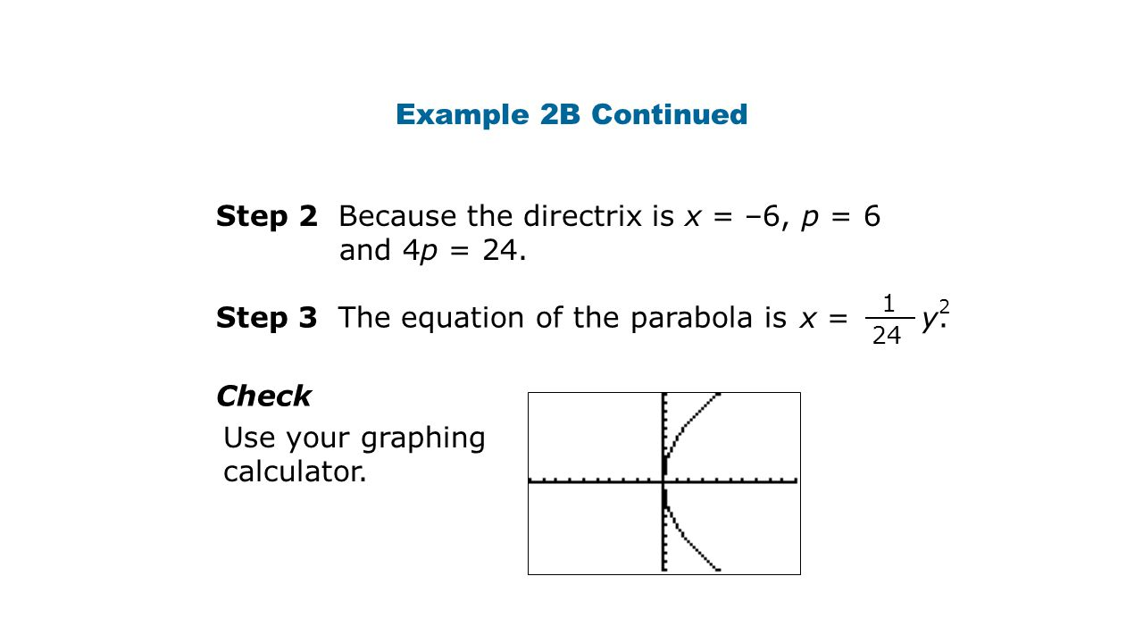 Parabola ppt video online download 17 step falaconquin