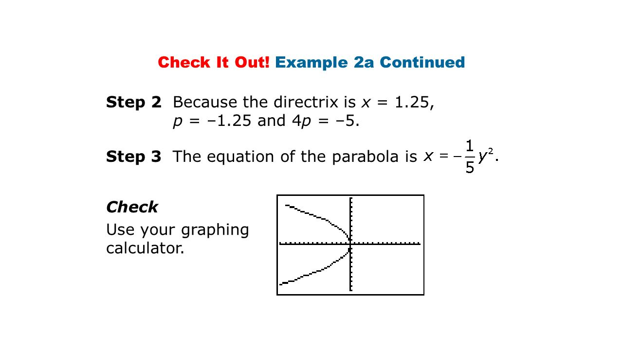 Parabola ppt video online download 19 check falaconquin