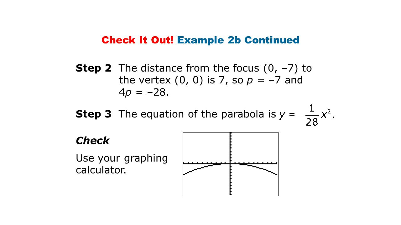 Parabola ppt video online download 21 check falaconquin