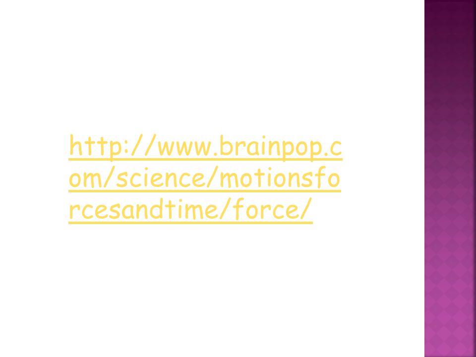 http://www.brainpop.com/science/motionsforcesandtime/force/