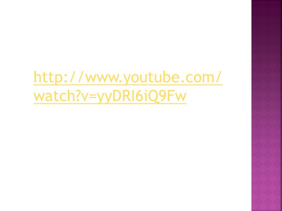 http://www.youtube.com/watch v=yyDRI6iQ9Fw