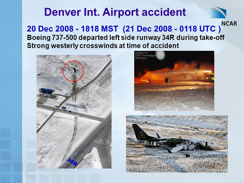 Denver Int. Airport accident