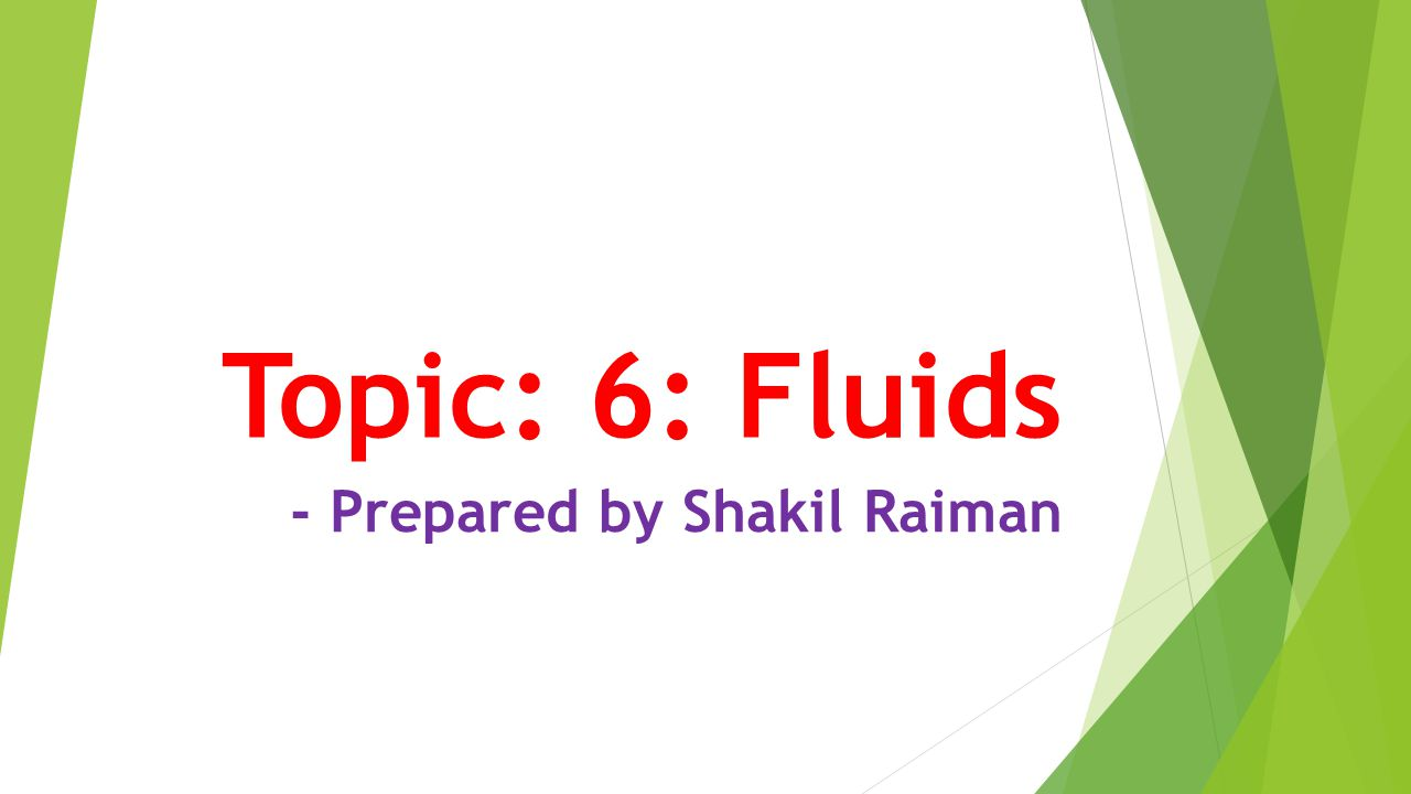 - Prepared by Shakil Raiman