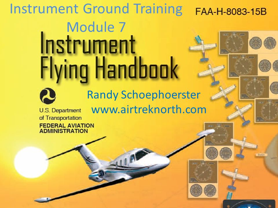 Instrument Ground Training Module 7