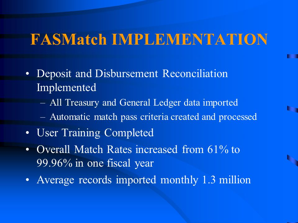FASMatch IMPLEMENTATION