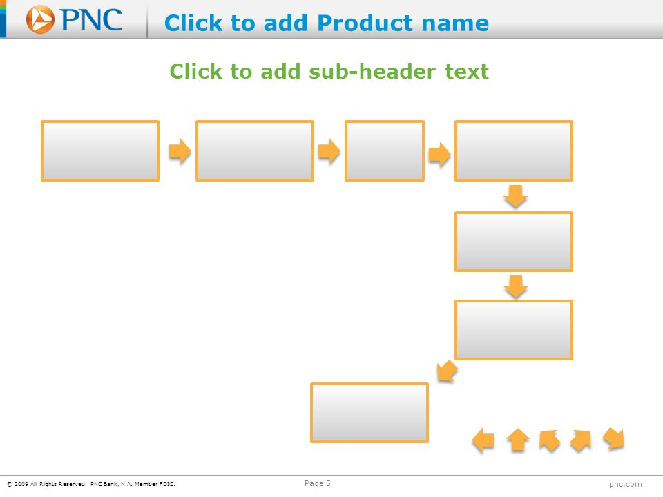 Click to add sub-header text