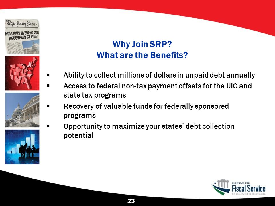 Why Join SRP What are the Benefits