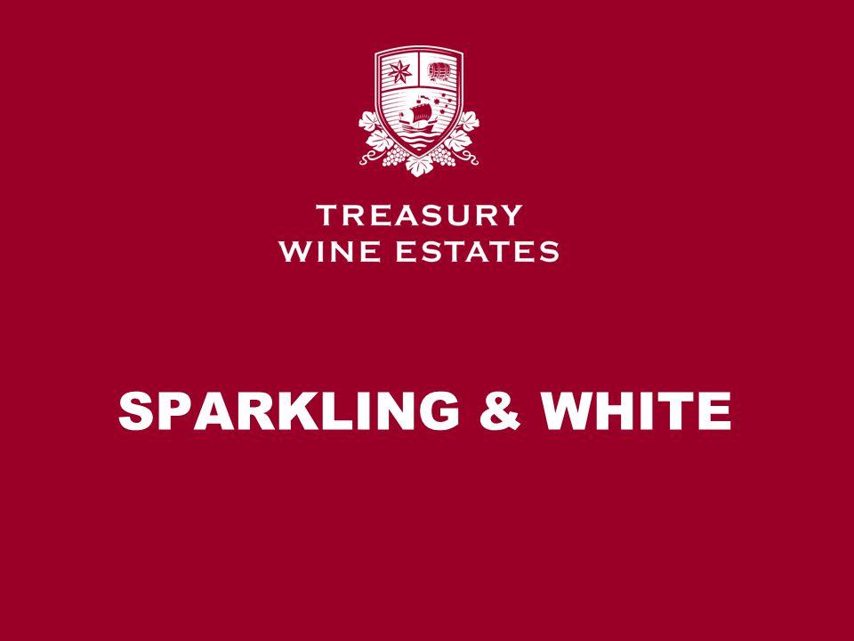 SPARKLING & WHITE