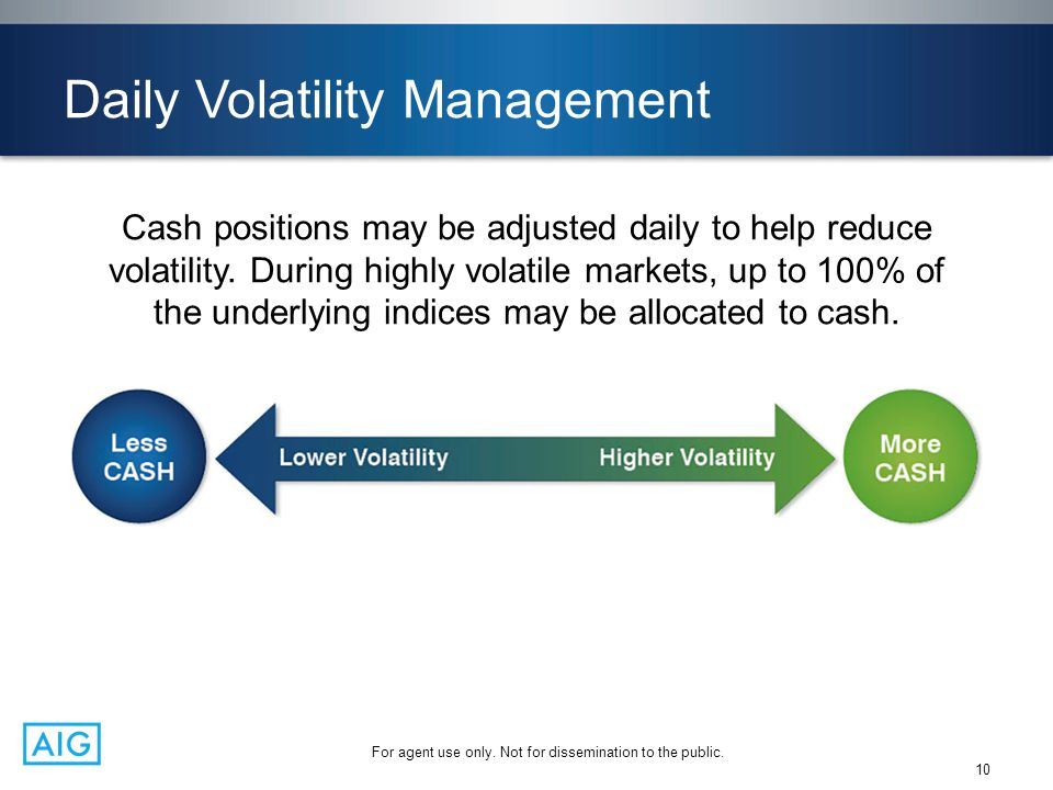 Daily Volatility Management