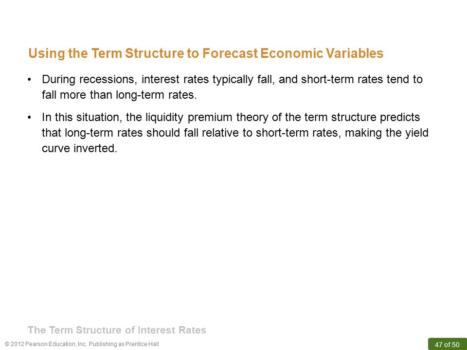 Using the Term Structure to Forecast Economic Variables