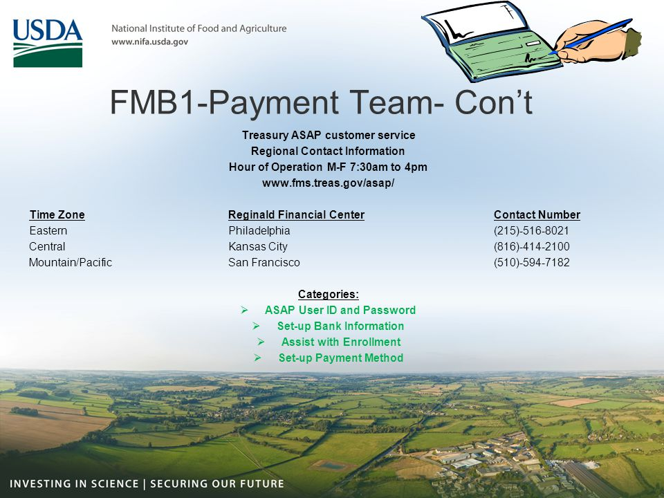 FMB1-Payment Team- Con't