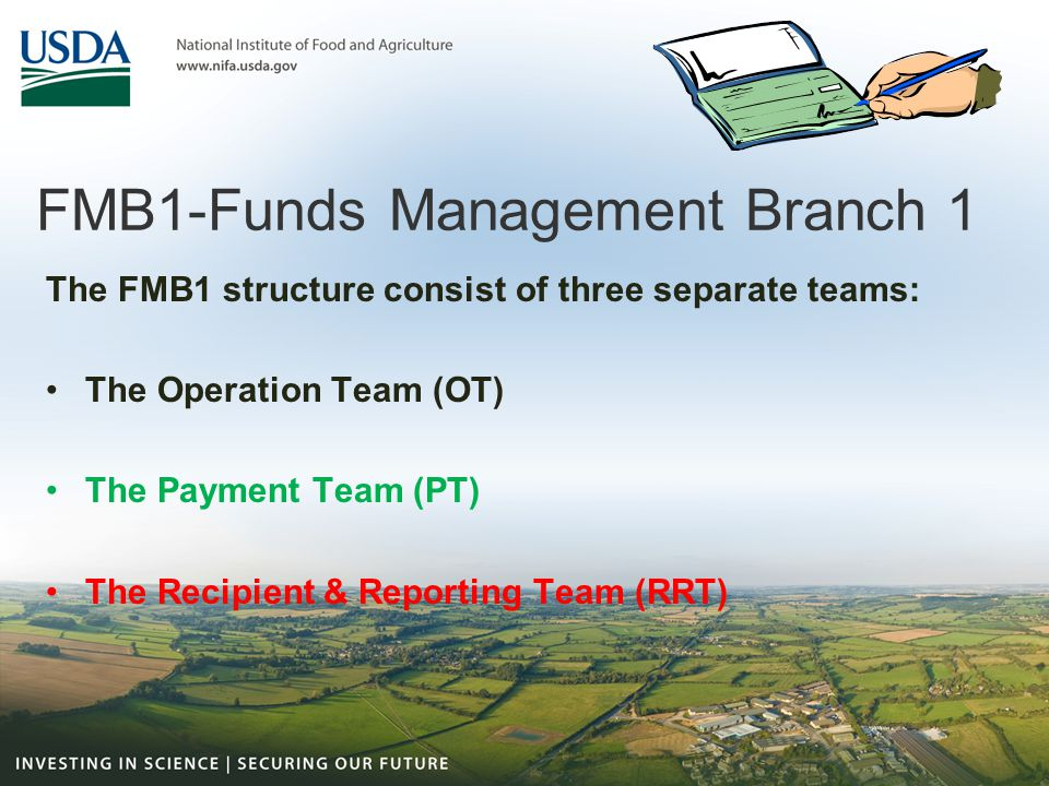 FMB1-Funds Management Branch 1