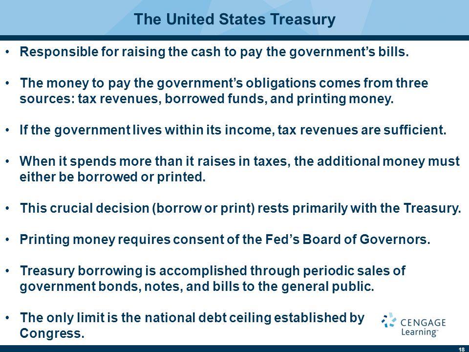 The United States Treasury