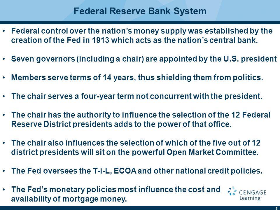 Federal Reserve Bank System