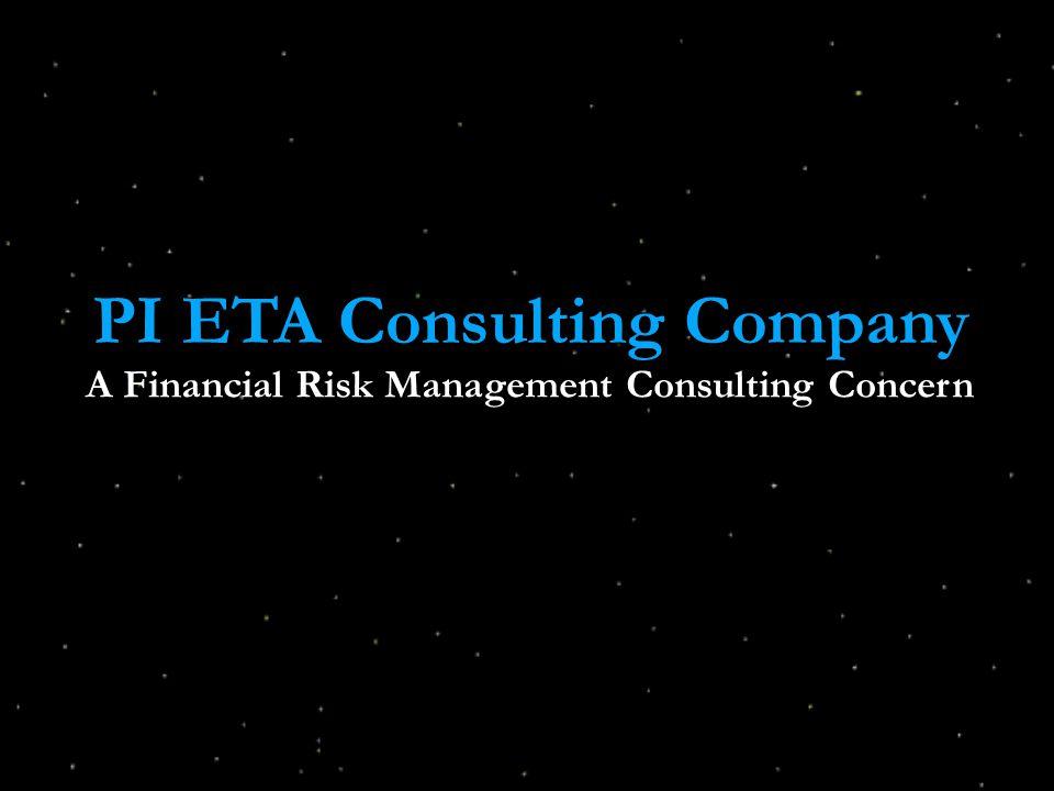 PI ETA Consulting Company