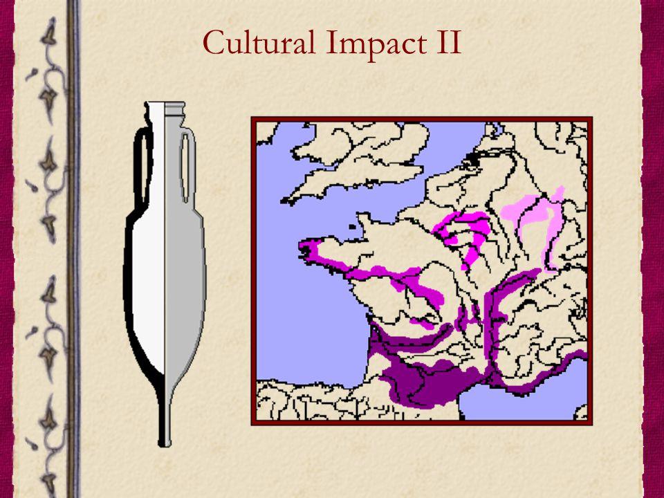 Cultural Impact II