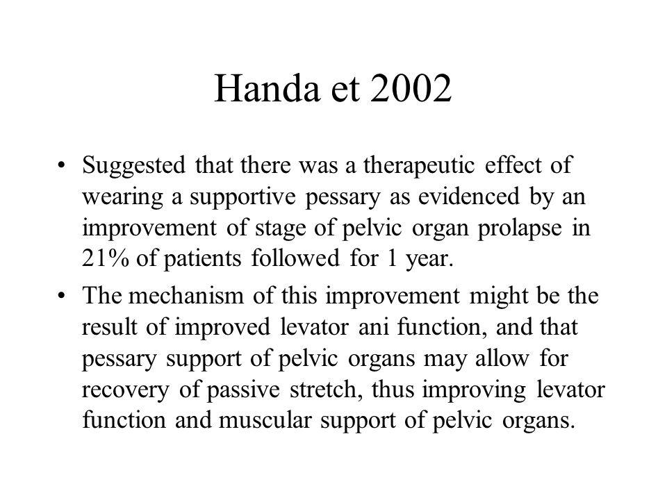 Handa et 2002